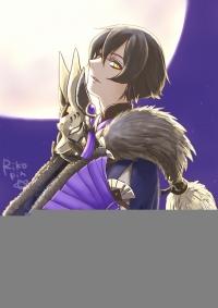 【イラスト】夜魅之狐