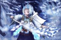 【イラスト】雪童子