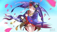 【イラスト】 胡蝶の精